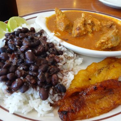 History of Cuban Cuisine