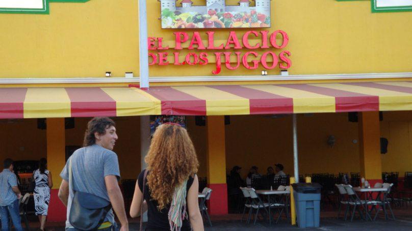 El Palacio De Los Jugos