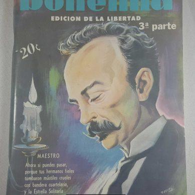 Bohemia Edicion de la Libertad 3ra Parte