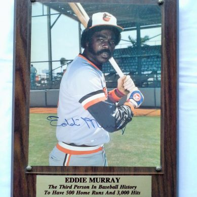 Eddie Murray 500 and 3000