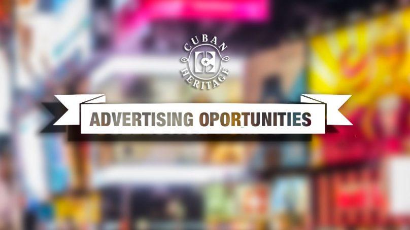 Advertising Oportunities