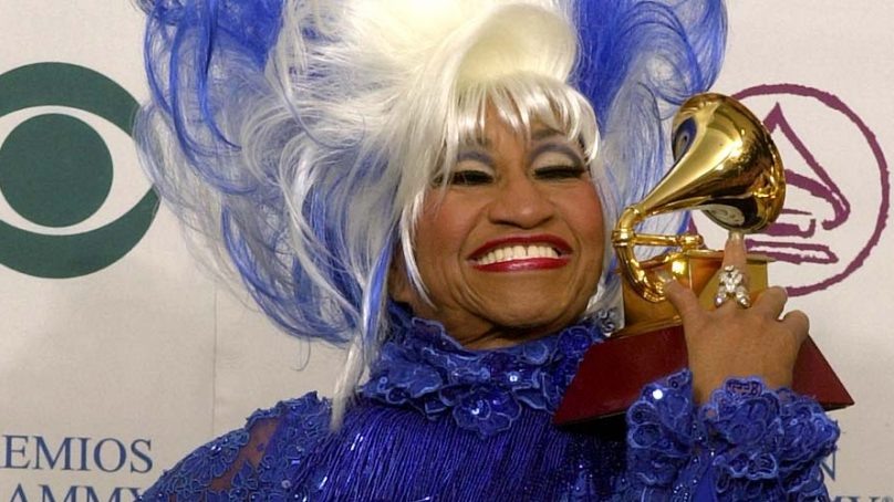 Celia Cruz. The Performer. The Woman. The Star
