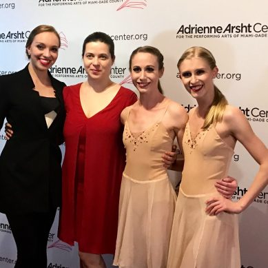 Adrienne Arsht Center Gala: A Celebration of Women in the Arts
