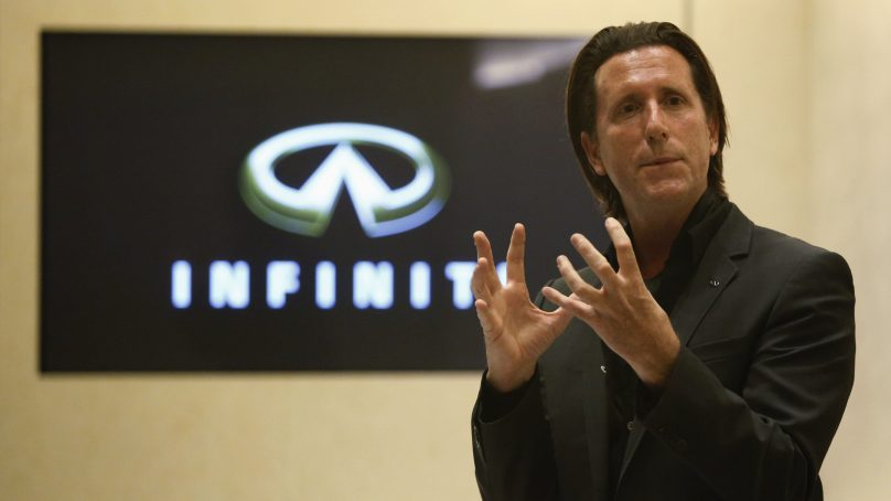 Infiniti Design Chief, Alfonso Albaisa: The Remainder of a Cuban Heritage